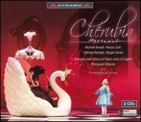 Massenet: Chérubin - Alessandra Palomba (mezzo-soprano); Alessandro Perucca (bass); Bruno Lazzaretti (tenor); Carmela Remigio (soprano);...