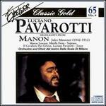 Massenet:  Manon (Highlights)