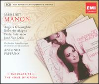 Massenet: Manon - Angela Gheorghiu (vocals); Anna-Maria Panzarella (vocals); Bernard Villiers (vocals); Earle Patriarco (vocals);...