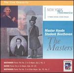 Master Haydn, Student Beethoven