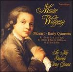 Master Wolfgang: Mozart's Early Quartets