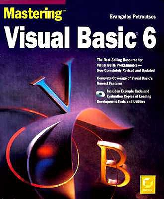Mastering visual basic 6 by evangelos petroutsos pdf