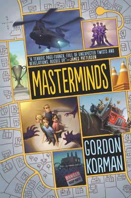 Masterminds - Korman, Gordon