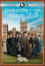 Masterpiece: Downton Abbey - Season 5 [3 Discs]