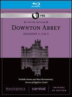 Masterpiece: Downton Abbey - Seasons 1-3 [9 Discs] [Blu-ray]