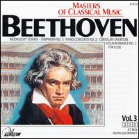 Masters of Classical Music: Beethoven - Anton Dikov (piano); Evelyne Dubourg (piano); Mikl�s Szenthelyi (violin)