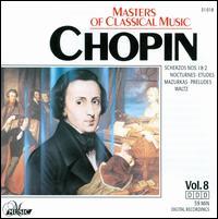 Masters of Classical Music: Chopin - Evelyne Dubourg (piano); Jean-Marc Luisada (piano); Krzysztof Jablonski (piano); Stanislav Bunin (piano); Yuval Fichman (piano)