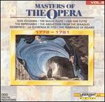 Masters of the Opera, Vol. 2, 1772-1791