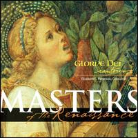 Masters Of The Renaissance - Lucia Smith (cantor); Gloriae Dei Cantores; Elizabeth C. Patterson (conductor)