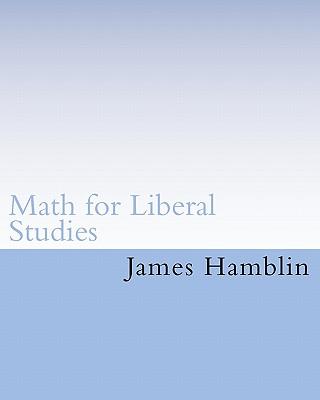 Math for Liberal Studies - Hamblin, James