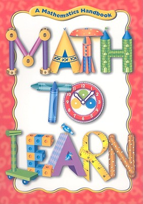 Math to Learn: A Mathematics Handbook - Cavanagh, Mary C