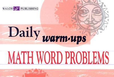 Math Word Problems - Brackett, Josh