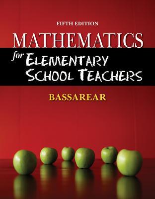 Mathematics for Elementary School Teachers - Bassarear, Tom