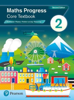 Maths Progress Core Textbook 2: Second Edition - Pate, Katherine, and Norman, Naomi