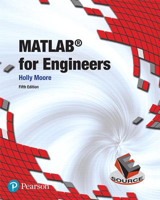 MATLAB for Engineers - Moore, Holly