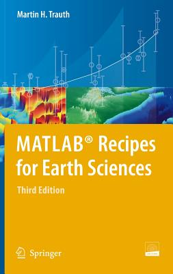 MATLAB Recipes for Earth Sciences - Trauth, Martin H