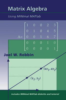 Matrix Algebra Using MINimal MATlab - Robbin, Joel W.