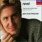 Maurice Ravel: L'Oeuvre pour Piano Seul