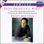 Maurice Ravel: Orchestral Works