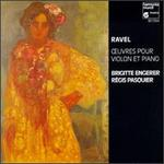Maurice Ravel: Works for Violin and Piano