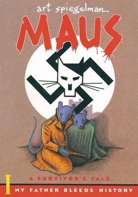 Maus a Survivors Tale: My Father Bleeds History - Spiegelman, Art