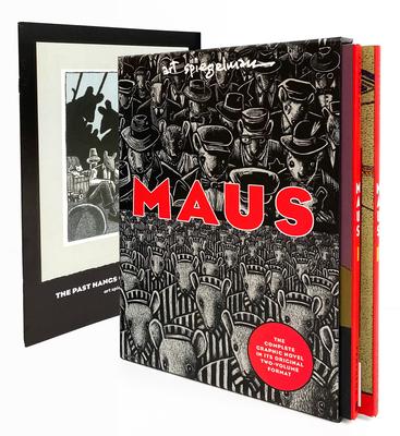 Maus I & II Paperback Box Set - Spiegelman, Art