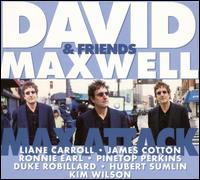 Max Attack [Dixiefrog] - David Maxwell