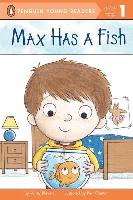 Max Has a Fish - Blevins, Wiley