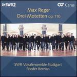Max Reger: Drei Motetten, Op. 110
