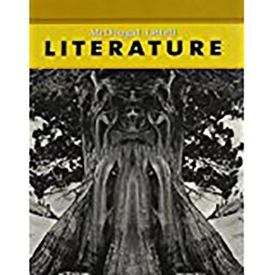 McDougal Littell Literature: Student Edition Grade 6 2008 - McDougal Littel (Prepared for publication by)