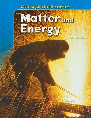 Mcdougal littell science matter and energy book by houghton mifflin mcdougal littell science matter and energy houghton mifflin harcourt creator fandeluxe Images