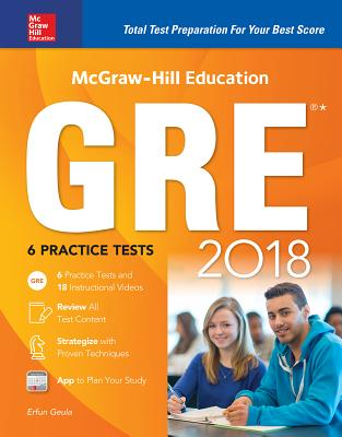 McGraw-Hill Education GRE 2018 - Geula, Erfun