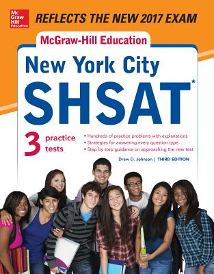 McGraw-Hill Education New York City Shsat, Third Edition - Johnson, Drew D