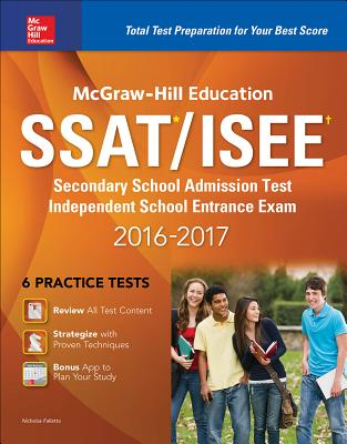 McGraw-Hill Education SSAT/ISEE - Falletta, Nicholas
