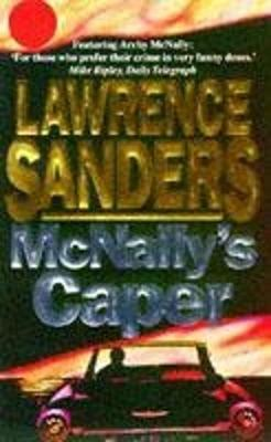 McNally's Caper - Sanders, Lawrence