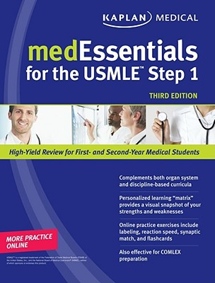 Medessentials for the USMLE Step 1 - Manley, Michael, and Manley, Leslie D, PhD