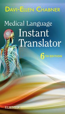 Medical Language Instant Translator - Chabner, Davi-Ellen