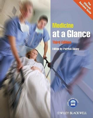 Medicine at a Glance - Davey, Patrick (Editor)