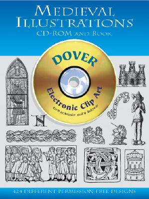 Medieval Illustrations CD-ROM and Book - Dover Publications Inc