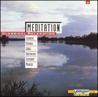 Meditation: Classical Relaxation, Vol. 3 - Budapest Strings; Miklós Szenthelyi (violin)