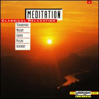 Meditation: Classical Relaxation, Vol. 6 - Adam Harasiewicz (piano); Christian Altenburger (violin); German Bach Soloists; Krzysztof Jablonski (piano);...