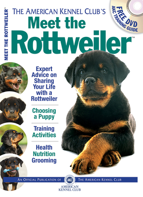 Meet the Rottweiler - American Kennel Club