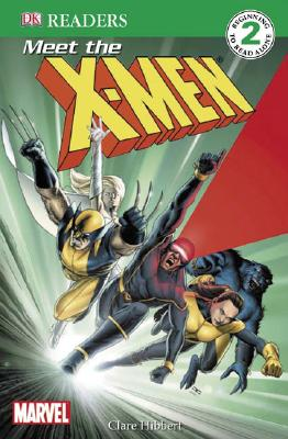 Meet the X-Men - Hibbert, Clare