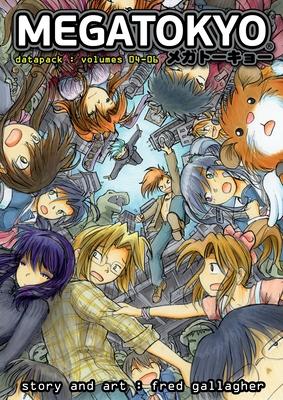 Megatokyo Omnibus Volume 2 - Gallagher, Fred