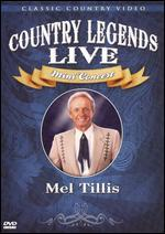 Mel Tillis: Country Legends Live Mini Concert