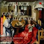 Melchior Franck: Gehet hin in alle Welt (Gemmulae Evangeliorum Musicae)