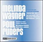 Melinda Wagner: Concerto for Flute, Strings, and Percussion; Poul Ruders: Concerto in Pieces (Purcell Variations)