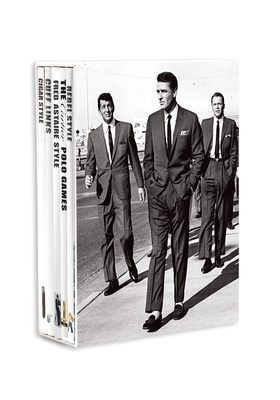 Memoire Slipcase Set: Men - Assouline (Compiled by)
