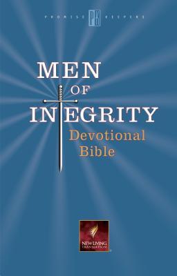 Men of Integrity Devotional Bible-Nlt - Tyndale House Publishers (Creator)
