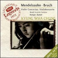 Mendelssohn, Bruch: Violin Concertos - Kyung-Wha Chung (violin)